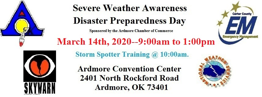 Severe Weather Awareness Day